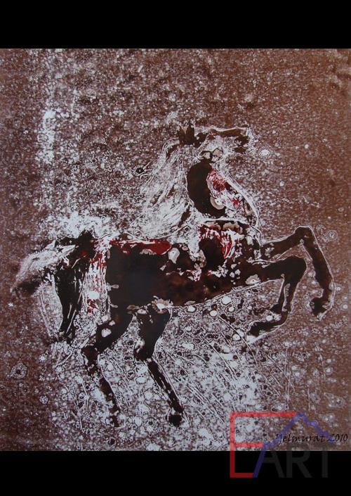 Раненный конь 2