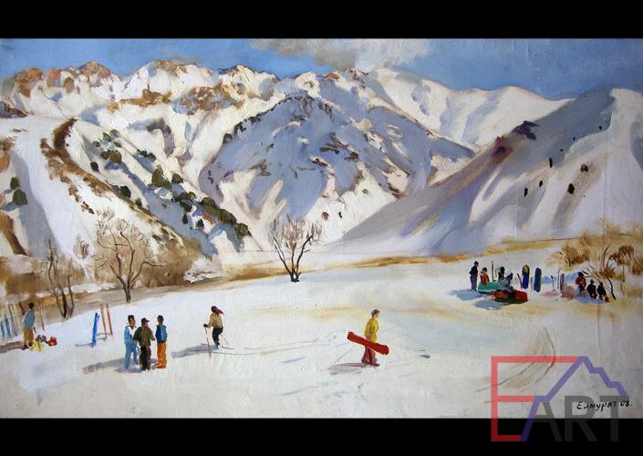 Лыжный сезон
