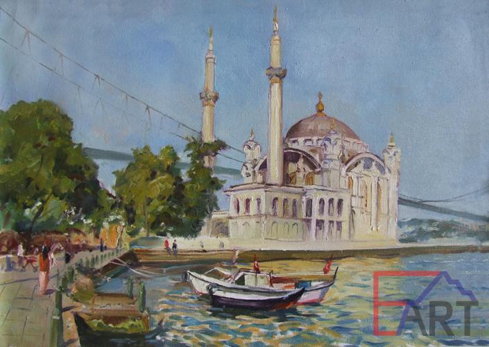 Мечеть Орта-кёй