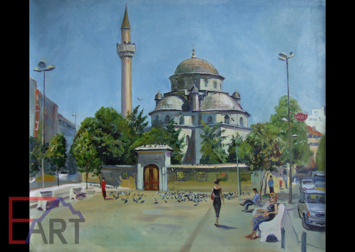 Мечеть Шишли