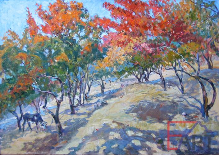 Осенний склон