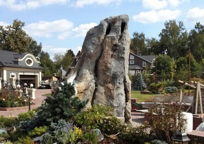 Камень из архитектурного бетона