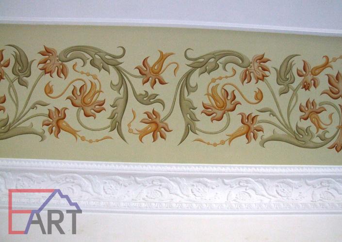 Потолочная роспись